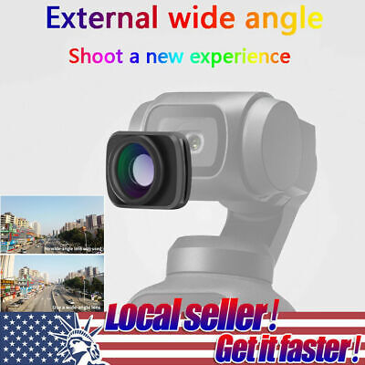 Wide-angle Lens For DJI OSMO POCKET Handheld Camera Wide-angle HD Precision