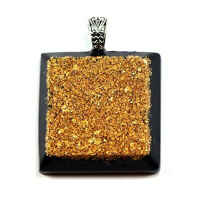 Positive Orgone Energy Device - Protection Pendant Gold