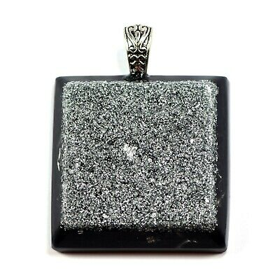 Positive Orgone Energy Device - Protection Pendant Silver