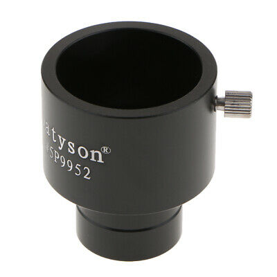 0.965inch to 1.25inch Telescope Eyepiece Adapter 24.5mm to 31.7mm Adapter