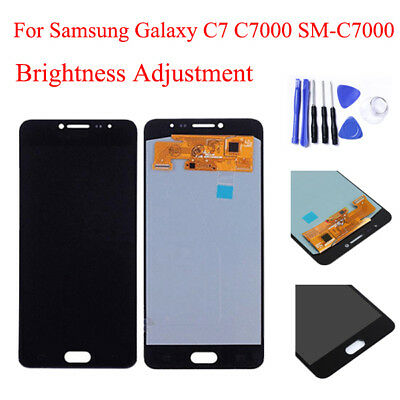 OEM For Samsung Galaxy C7 SM-C7000 LCD Display Replace Touch Screen Digitizer