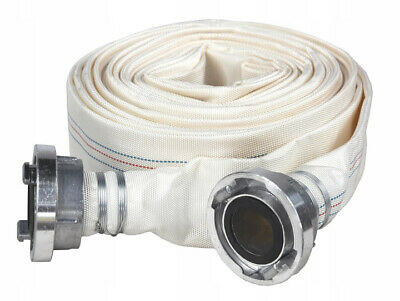 Fire Hose diameter 2 inch 20 m/98 ft long water hose pressure 116 PSI DURABLE 2""
