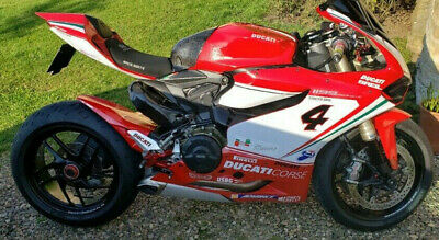 DUCATI 1199 PANIGALE  4109 miles only