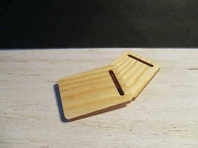 2 Dolls House Miniature Chopping Boards