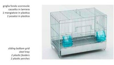 Pet Supplies Hard-Working Gabbia Cova 30 Zincata.