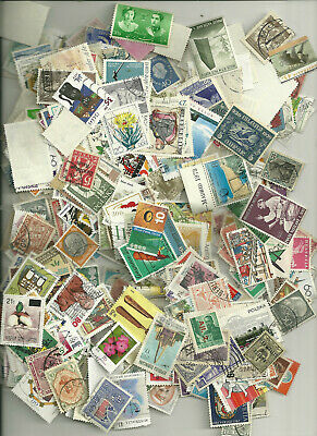 500 Worldwide Stamps,  All Different, No Us 14