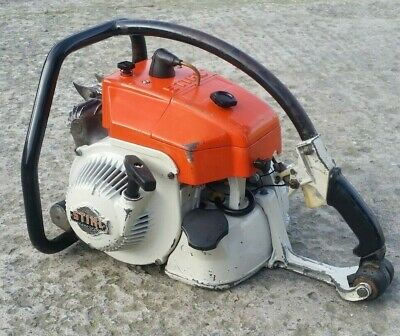 STIHL 090 AV Chainsaw - Just Been Serviced - Vintage Saw - Very Clean Runs  Great