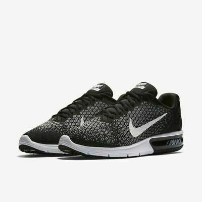 ce6aa6499ce NIKE MENS AIR Max Sequent 2 Multiple Sizes Blue White 852461-400 ...