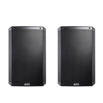 Alto Professional TS315 2000-Watt 15-Inch 2-Way Powered Loudspeaker Bundle of 2