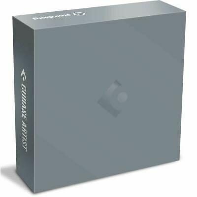 Steinberg Cubase 10 Artist Professional Music Editing DAW - Academic Discount