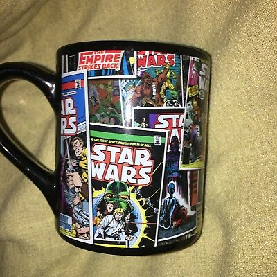 Dark Side Jerry Leigh Ceramic Mug Star Wars Coffee Cup-comic Strip,jedi Master