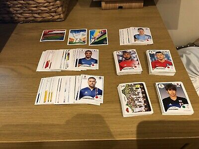 Panini Fifa World Cup Russia 2018 Football Stickers - Choose From A Big List!