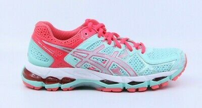 WOMEN'S ASICS GLS Size 7 Sneakers Shoes Running Fitness Blue