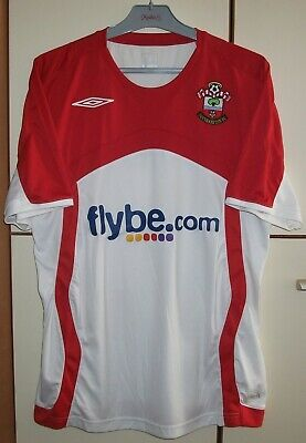 41344d01f54 Southampton 2008/2009/2010 Training Football Shirt Soccer Jersey Umbro Size  L