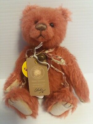 Mohair Bear Useful Charlie Bears Tiddlywink Minimo Collection Isabelle Lee