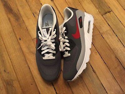 Nike Air Max 90 Ultra Essential Men/'s Running Shoes Grey 819474-300 US 5-13