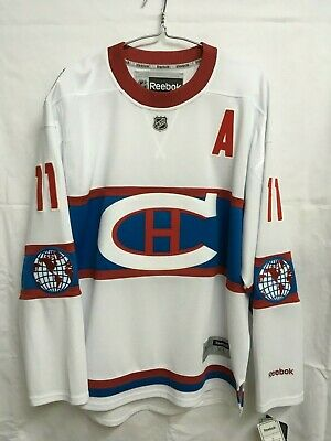 huge selection of 6956a 2bcb4 BRENDAN GALLAGHER AUTHENTIC Reebok Signed Autographed Jersey ...