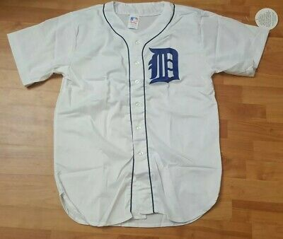 443d89cce8f VTG CHICAGO CUBS Rawlings Home Jersey Blank Pinstripe 90s Authentic ...