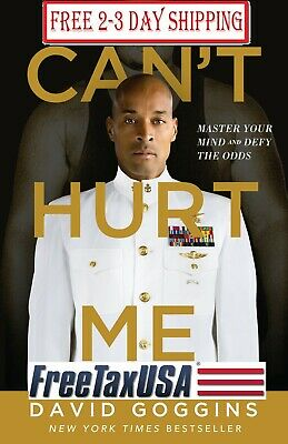 Can't Hurt Me: Master Your Mind And Defy The Odds Hardcover – December 4, 2018