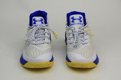d846fefe5035 Under Armour Curry 3 Kid GS Dub Nation Home Ultra Blue 1274061-102 Youth Sz