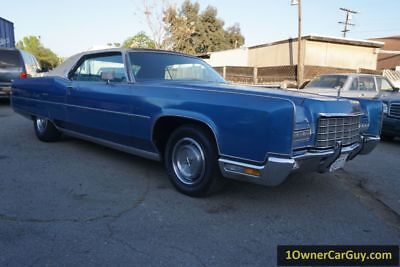 1972 Lincoln Continental  72 Lincoln Continental Town Car Luxury Coupe 460 Big Block Classic