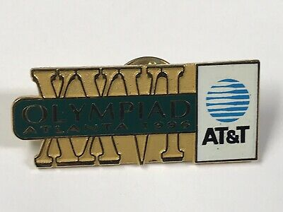 Collectible AT&T 1996 Atlanta Olympic Games XXVI OLYMPIAD