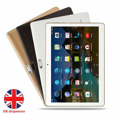 """10.1"""" Wifi Phone Phablet Tablet PC 4G+64G Android 6.0 Octa-Core Dual SIM &Camera"""