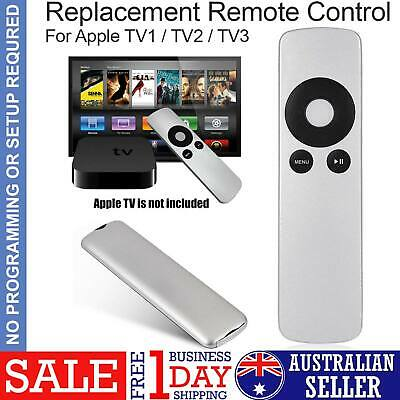 Upgraded Replacement Universal Infrared Remote Control for Apple TV1/TV3/TV2