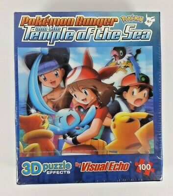 Pokemon Ranger And The Temple Of The Sea Dvd Bonus Pikachu For