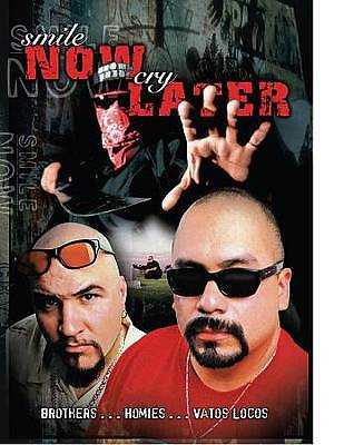 *LIKE NEW* Smile Now, Cry Later DVD **DISC ONLY**