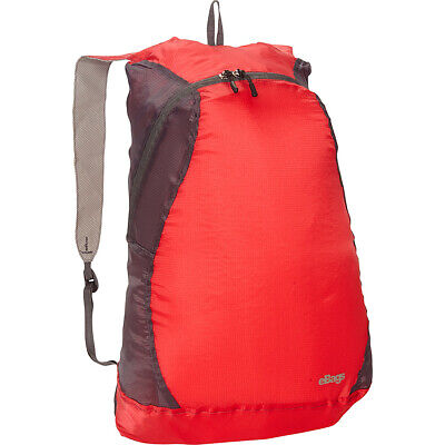 eBags Packable Super Light Backpack 3 Colors Lightweight Packable Expandable Bag