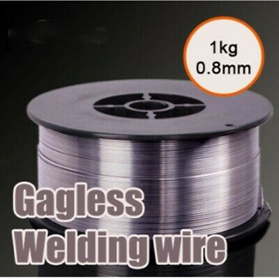 Flux Cored Gasless MIG Welding Wire 0.8mm x 1kg Self-Shielded Flux Cored E71T-GS