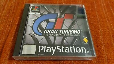 Gran Turismo (Sony PlayStation 1, 1998) - European Version PS1 PAL Complete