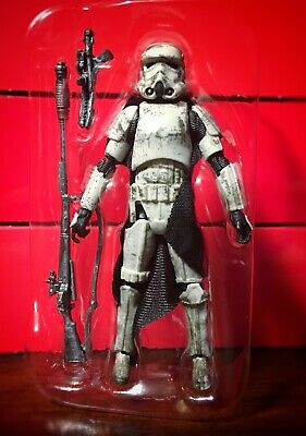 """Star Wars The Vintage Collection 3.75"""" Stormtrooper (Mimban) - LOOSE"""