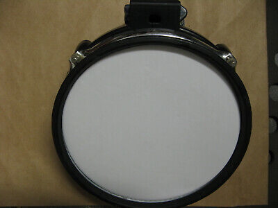 220mm electronic drum pad (no visible brand/logo): can also use as practice pad
