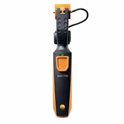 Testo 115i Smart and Wireless Probe Pipe-clamp Thermometer 0560 1115