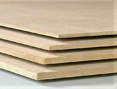 MDF CUT TO SIZE - 18mm Board - ANY SIZES CUT - FREE DELIVERY