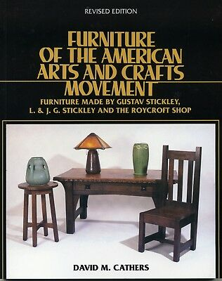 Furniture of the American Arts and Crafts Movement Gustav Stickley LJG Roycroft