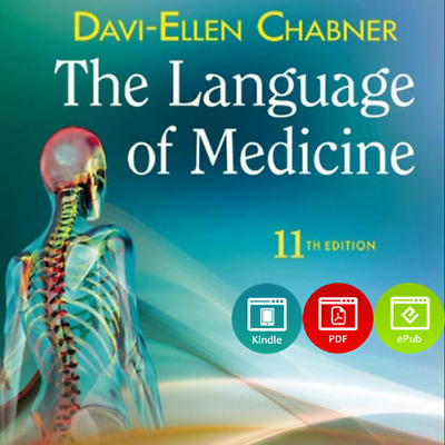 The Language of Medicine 11th Edition by Davi-Ellen Chabner (2016, eBooᴋs PDF)