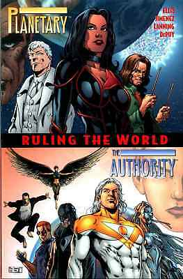 Planetary / The Authority: Ruling The World - Wildstorm/ Dc Comics