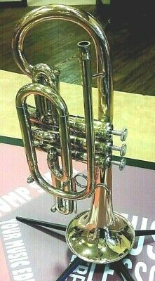 Getzen 481-MP 400 Series Cornet w/Mouthpiece & Case!!