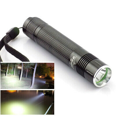 L2 Led Flashlight ultra Brightest Mini 2000 Lumen Flash Light Torches lamp night