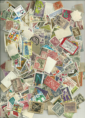500 Worldwide Stamps,  All Different, No Us 18