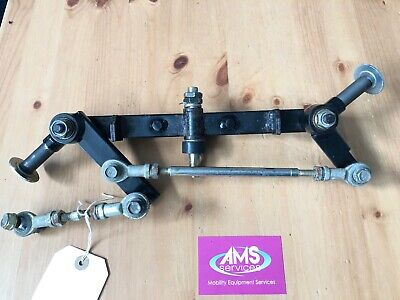 Days Strider 4mph Mobility Scooter Wishbones, Axle Stubs & Linkage Rods - Parts