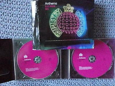 Various Artists - Anthems - Electronic 80s (2CDs) (2009) 1 CD missing B7