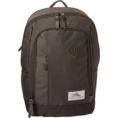 High Sierra Moyer Lifestyle Backpack- eBags Exclusive Everyday Backpack NEW