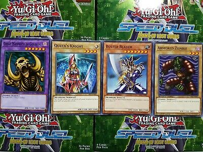 Yu-Gi-Oh Speed Duel: Arena of Lost Souls Common - YOU PICK FROM LIST!