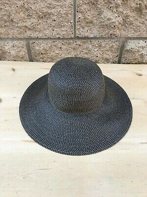 970cf81a939fc ERIC JAVITS NATURAL Hampton UVA UVB Protection Wide Brim Sun Floppy ...