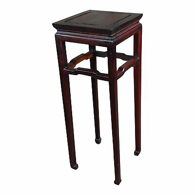 Chinese Antique hand carved Redwood Stand
