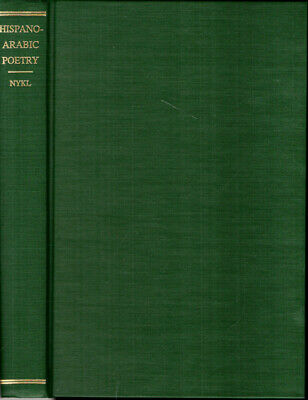 A. R. Nykl / Hispano-Arabic Poetry and Its Relations With the Old Provencal